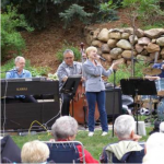 Jazz In The Parks presented by Pikes Peak Jazz And Swing Society at Bear Creek Regional Park, Colorado Springs CO
