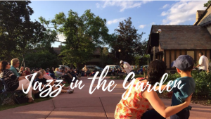 Jazz in the Garden presented by Grace and St. Stephen's Episcopal Church at Grace and St. Stephen's Episcopal Church, Colorado Springs CO