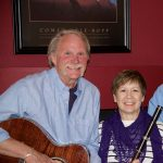 Music on the Labyrinth: Swallowtail Celtic Trio presented by  at First Christian Church, Colorado Springs CO