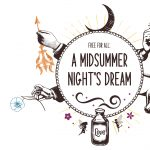 Free For All: A Midsummer Night's Dream presented by Theatreworks at Bancroft Park in Old Colorado City, Colorado Springs CO