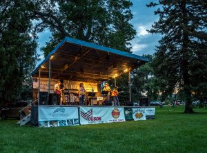 Musical Mondays in Monument Valley Park presented by Musical Mondays in Monument Valley Park at Monument Valley Park, Colorado Springs CO