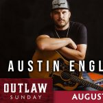 Austin English presented by Boot Barn Hall at Boot Barn Hall at Bourbon Brothers, Colorado Springs CO