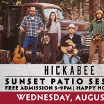 HICKABEE presented by Boot Barn Hall at Boot Barn Hall at Bourbon Brothers, Colorado Springs CO