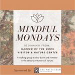 Mindful Monday presented by Garden of the Gods Visitor & Nature Center at Garden of the Gods Visitor and Nature Center, Colorado Springs CO