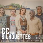 CC and the Silhouettes presented by  at ,
