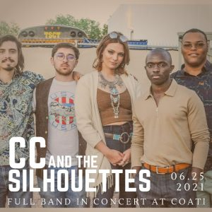 CC and the Silhouettes presented by Peak Radar Live: Green Box Arts Festival at ,