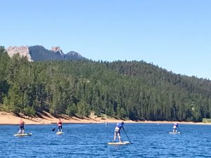 SUP Excursion presented by Dragonfly Paddle Yoga at ,