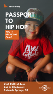 Passport to Hip Hop Youth Camp presented by Peak Radar Live: Green Box Arts Festival at ,
