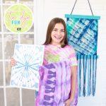 Tie Dye Week at Summer Art Camp! presented by  at ,