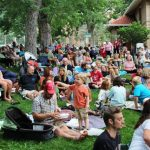 Manitou Springs Library Lawn Concert Series presented by Pikes Peak Library District at ,