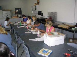 Mosaic Materials Workshop presented by Mosaic Materials Workshop at ,
