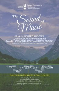 'The Sound of Music' presented by Colorado Ballet Society at ,