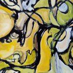 'Organic Abstract Series' presented by Kreuser Gallery at Kreuser Gallery, Colorado Springs CO