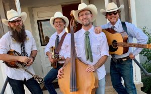 Red Mountain Boys on the Front Porch presented by Front Range Barbeque at Front Range Barbeque, Colorado Springs CO