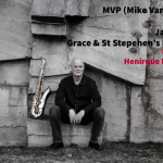 Jazz In The Garden: Mike Van Arsdale Project presented by  at Grace and St. Stephen's Episcopal Church, Colorado Springs CO
