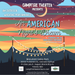 'An American Night's Dream' presented by  at ,
