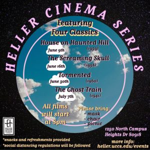 Heller Cinema Series: 'The Screaming Skull' presented by Heller Center for Arts and Humanities at UCCS at UCCS - The Heller Center, Colorado Springs CO