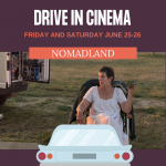 Drive In Cinema: 'Nomadland' presented by Rocky Mountain Women's Film at ,