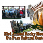 OktoberfestPLUS presented by Greater Woodland Park Chamber of Commerce at Ute Pass Cultural Center, Woodland Park CO