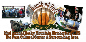 CANCELED: OktoberfestPLUS presented by Greater Woodland Park Chamber of Commerce at Ute Pass Cultural Center, Woodland Park CO