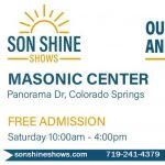 Summer Outdoor Craft and Gift Show presented by  at Masonic Grand Lodge, Colorado Springs CO