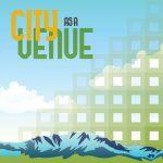 City as a Venue: Front Range Fables presented by Colorado Springs Fine Arts Center at Colorado College at Acacia Park, Colorado Springs CO