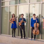Chasqui String Quartet presented by Tri-Lakes Center for the Arts at Tri-Lakes Center for the Arts, Palmer Lake CO