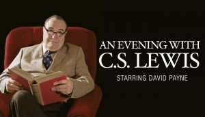 'An Evening with CS Lewis' presented by Tri-Lakes Center for the Arts at Tri-Lakes Center for the Arts, Palmer Lake CO