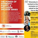 The Power of Diversity, Equity & Inclusion Speaker Series presented by Pikes Peak Small Business Development Center at The Gold Room, Colorado Springs CO