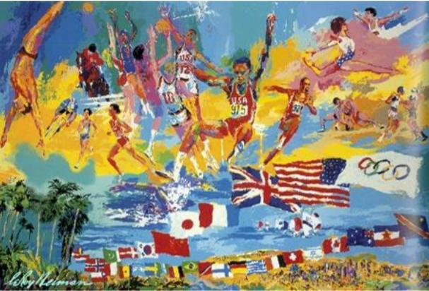 """American Gold"" 1984"