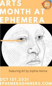 Ephemera featuring Sophia Hanna presented by Ephemera featuring Sophia Hanna at ,