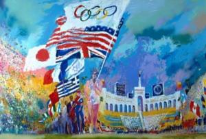 """Opening Ceremonies – XXIII Olympiad"" 1984"