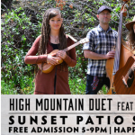 High Mountain Duet featuring Jon Murphy presented by Boot Barn Hall at Boot Barn Hall at Bourbon Brothers, Colorado Springs CO