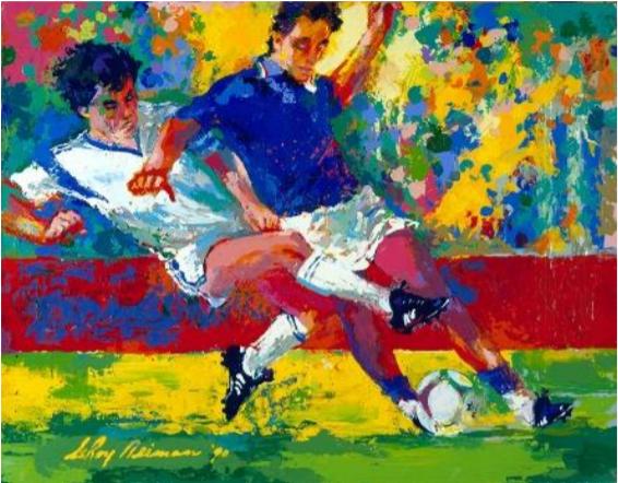"""""""Soccer"""" 1990"""