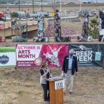 Pikes Peak Litter Letter Project Dedication Event presented by Cultural Office of the Pikes Peak Region at ,