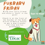 Furbaby Friday presented by Garden of the Gods Visitor & Nature Center at Garden of the Gods Visitor and Nature Center, Colorado Springs CO