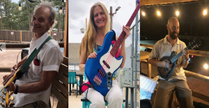 Sunset Patio Session: XBW Trio presented by Boot Barn Hall at Boot Barn Hall at Bourbon Brothers, Colorado Springs CO