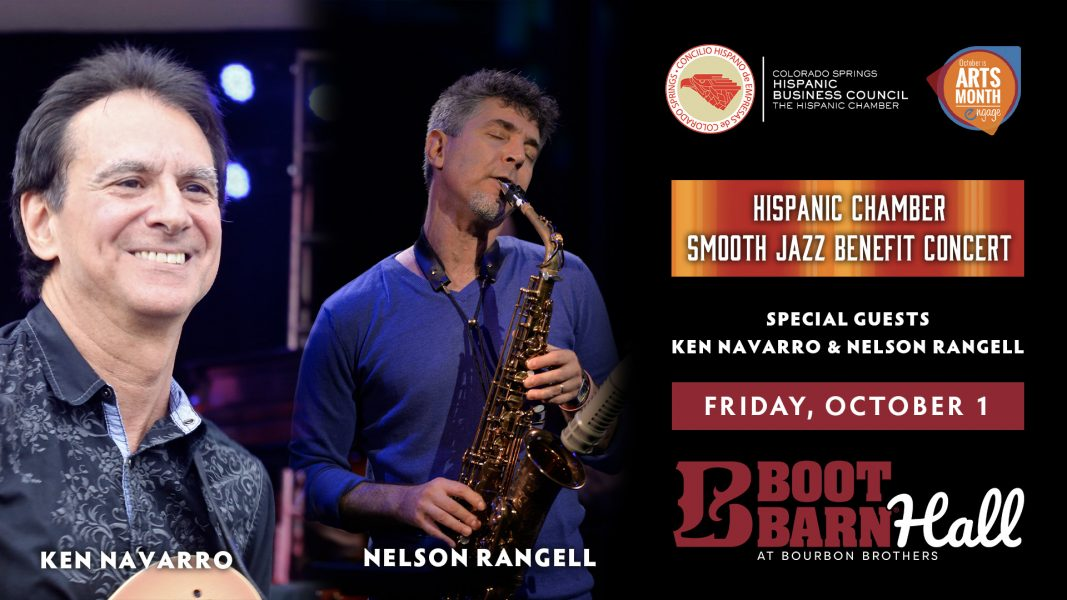 Smooth Jazz Benefit Concert presented by Banshee Tree at Boot Barn Hall at Bourbon Brothers, Colorado Springs CO