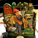 Pikes Peak Whittlers Annual Woodcarving and Woodworking Show presented by Pikes Peak Whittlers at Shrine Club, Colorado Springs CO