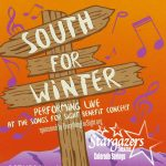 South for Winter: Songs for Sight Benefit Concert presented by Stargazers Theatre & Event Center at Stargazers Theatre & Event Center, Colorado Springs CO