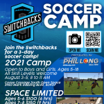 Switchbacks FC Summer Camp presented by Colorado Springs Switchbacks FC at ,