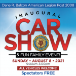 American Legion Post 2008 Inaugural Car Show presented by  at ,