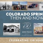 'Colorado Springs: Then and Now' Book Signing presented by 3 Peaks Photography & Design at ,