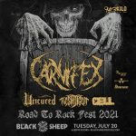 Carnifex presented by The Black Sheep at The Black Sheep, Colorado Springs CO