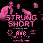 Strung Short presented by The Black Sheep at The Black Sheep, Colorado Springs CO