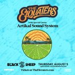 The Elovaters with Artikal Sound System presented by The Black Sheep at The Black Sheep, Colorado Springs CO