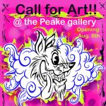 CALL FOR ARTISTS: The PEAKE gallery presented by Jantzen Peake at ,