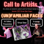 CALL FOR AUDITIONS/SUBMISSIONS: Open Stages Event presented by Ormao Dance Company at Ormao Dance Company, Colorado Springs CO