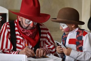 Spend the day with Rodeo Clowns presented by ProRodeo Hall of Fame and Museum at Pro Rodeo Hall of Fame, Colorado Springs CO