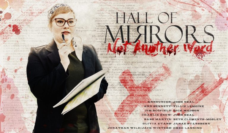 'The Hall of Mirrors: Not Another Word' presented by Japanese Noodles at Online/Virtual Space, 0 0